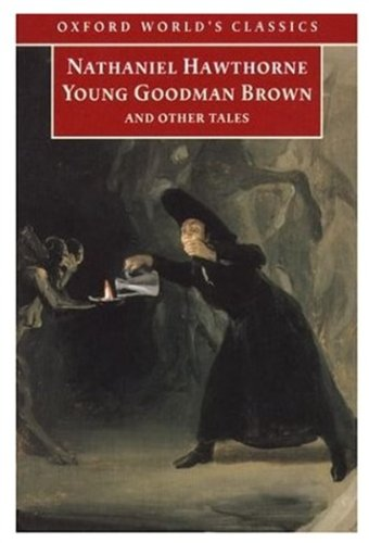 an analysis of nathaniel hawthornes on young goodman brown The whole forest was peopled with frightful sounds--the creaking of the trees, the howling of wild beasts, and the yell of indians while sometimes the wind tolled like a distant church bell, and sometimes gave a broad roar around the traveler, as if all nature were laughing him to scorn.