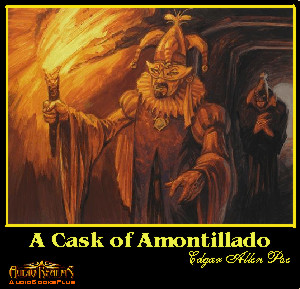 pipe of amontillado