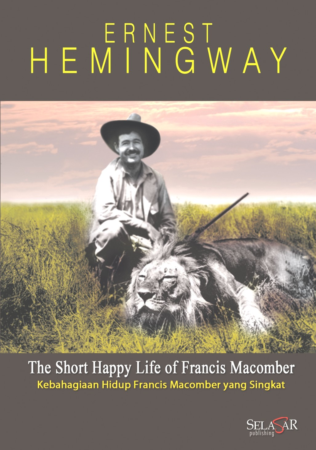 a description of short happy life of francis macomber Summary and analysis the short happy life of francis macomber  in the first  part of this story, readers hear all sorts of things that have meaning only later in.