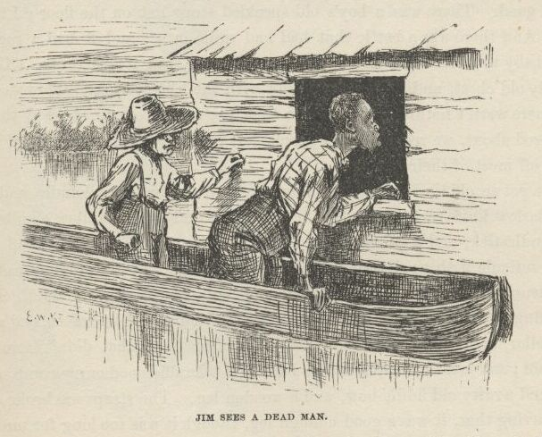 Huck and Pap: Relationships in Huckleberry Finn
