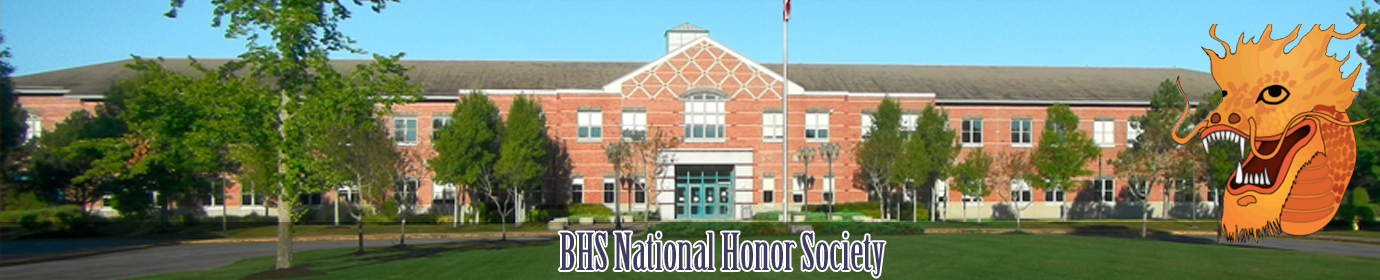 BHS National Honor Society